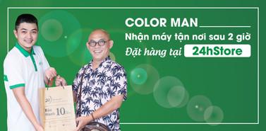 Color Man tại 24hStore