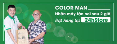 Color Man tại 24hStore