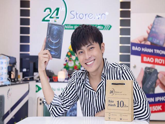 Ca sĩ Gin Tuấn Kiệt