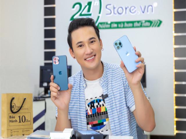 Diễn viên Hà Trí Quang