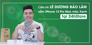 Lê Dương Bảo Lâm tại 24hStore