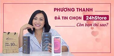 Phương Thanh tại 24hStore