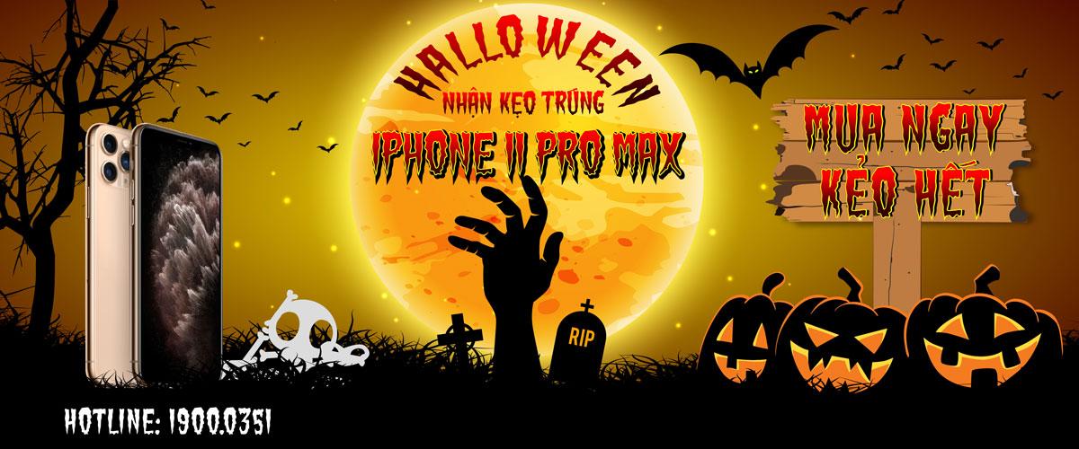 Halloween Kinh Hoàng - GIẢM Giá Bàng Hoàng