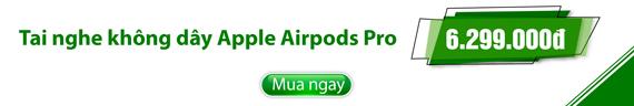 Tai nghe không dây Apple Airpods