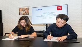 Nokia và Xiaomi ký kết hợp tác sử dụng bằng sáng chế