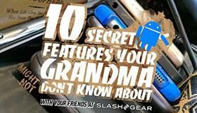 10 tính năng bí mật mà người dùng Android không biết