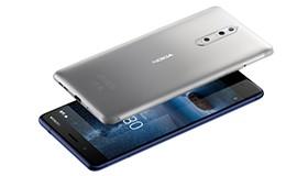 Lộ ảnh Nokia 8: Màn hình lớn, Camera Kép và màu Vàng Đồng
