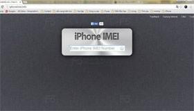Top 3 Website check IMEI iPhone chính xác nhất