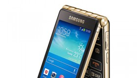 Samsung nắp gập bị rò rỉ: chạy Android, cảm biến vân tay, NFC ...