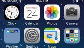 """iPhone 7 plus xách tay dính lỗi """"không dịch vụ"""" (no service) và cách chữa trị dứt điểm vấn đề trên"""