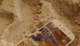 Samsung mạnh dạn tuyên bố Samsung S8 có khả năng chống cát tuyệt đối