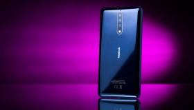 Nokia 8 ra mắt: Âm thanh Ozo, Camera Kép Zeiss, thiết kế ấn tượng