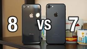 So sánh cấu hình iPhone 7 và iPhone 8 64GB