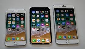 Đặt hàng iPhone 8 - iPhone X