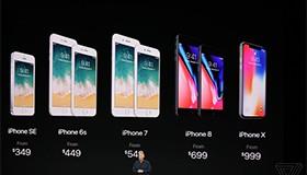 iPhone X có gì khác so với iPhone 8 Quốc tế 16 Gb