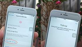 iPhone 6 16 Gb không vân tay bán tràn lan, giá rẻ hơn tới 3 triệu nhưng có đáng mua?