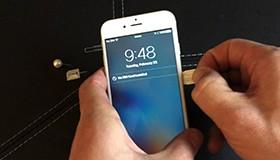 Làm gì khi iPhone 6s 64 Gb không nhận sim?