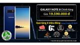 Samsung Galaxy Note 8 giá cực shock, quà tặng vô vàn, ưu đãi ngập tràn đếm hoài không xuể tại 24hStore đặc biệt trong 2 ngày 29-30/9