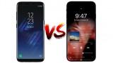 So sánh hiệu năng iPhone 8/8 Plus/X với các smartphone đình đám khác