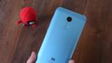 Xiaomi Redmi 5 Plus màu xanh biển, sắc màu tươi sáng và lạ mắt