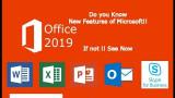 Microsoft Office 2019 chỉ có thể sử dụng trên Windows 10