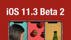 iOS 11.3 beta 2 và tính năng chống chai pin mới được cập nhật