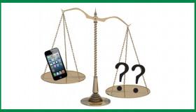 Vì sao trọng lượng của điện thoại ngày càng nặng?
