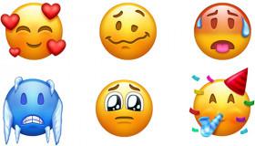 Hàng trăm Emoji mới sẽ được cập nhật trên iPhone và iPad trong năm nay