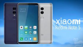 Hé lộ thông tin đầy đủ về Xiaomi Redmi Note 5