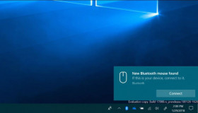 Kết nối Bluetooth trên Win 10 giờ đây chỉ cần một nút bấm