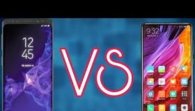 Samsung Galaxy S9 liệu có vượt trội hơn Xiaomi Mi Mix 2S ở điểm này?