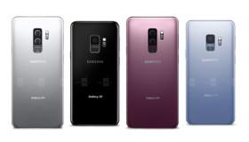 Lộ diện 4 phiên bản màu sắc thu hút của bộ đôi Samsung Galaxy S9 và S9 Plus
