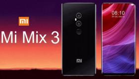 Xiaomi Mi Mix 3 – Xu hướng thiết kế mới của năm 2018?