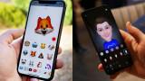 So sánh nhanh giữa AR Emoji trên Samsung Galaxy S9 và Animoji trên iPhone X