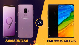 Xiaomi Mi Mix 2S tự tin sẽ sở hữu hiệu năng tốt hơn Samsung Galaxy S9