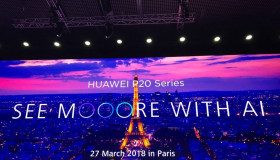 """Smarphone Huawei P20 sắp ra mắt có khả năng """"vượt mặt"""" iPhone X của Apple?"""