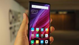 Xuất hiện hình ảnh báo chí của Xiaomi Mi Mix 2S, thiết kế vượt tầm iPhone X