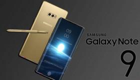 Hé lộ thông tin cấu hình mới của Samsung Galaxy Note 9