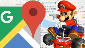 Cách đem biểu tượng Mario ngộ nghĩnh lên Google Maps để làm người chỉ đường