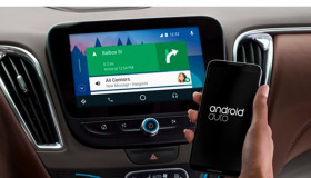 Từ bây giờ điện thoại Android Auto có thể vuốt màn hình để mở khóa.