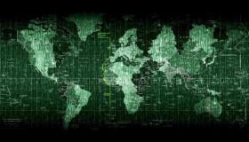 Cách tạo hình nền bản đồ độc lạ trên điện thoại