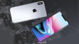 Lộ diện thiết kế của iPhone X Plus