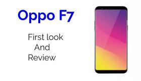 Bạn đã biết gì về chiếc Oppo F7 chưa?