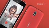 Nokia 1 chạy Android Oreo ( Go Edition) sắp ra mắt tại Ấn Độ