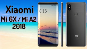 Thông tin mới về thiết kế của Xiaomi Mi A2 (Mi 6X)