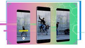 Cách tạo GIF bằng nút chụp hình trên Galaxy S9