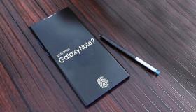 Xuất hiện thông tin cấu hình của Samsung Galaxy Note 9