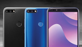 Huawei âm thầm cho ra mắt Y7 Prime 2018