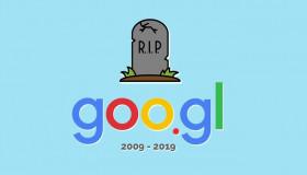 Google nói lời chia tay với dịch vụ rút gọn link goo.gl
