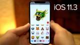 Điểm lại những tính năng mới trên iOS 11.3